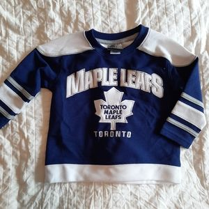 Official NHL hockey jersey Toronto Maple Leafs 2T